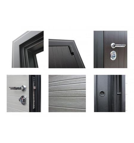 Трехконтурная входная дверь - ТД-11