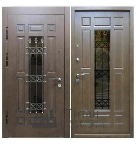 Дверь МДФ со стеклом МК-05