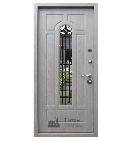 Дверь МДФ со стеклом МК-06