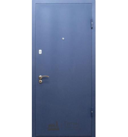 Дверь ПОРОШОК+МДФ ПМФ-001