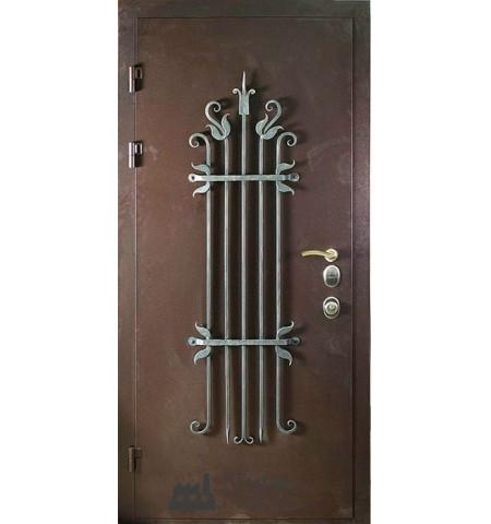 Дверь МДФ Пф-02