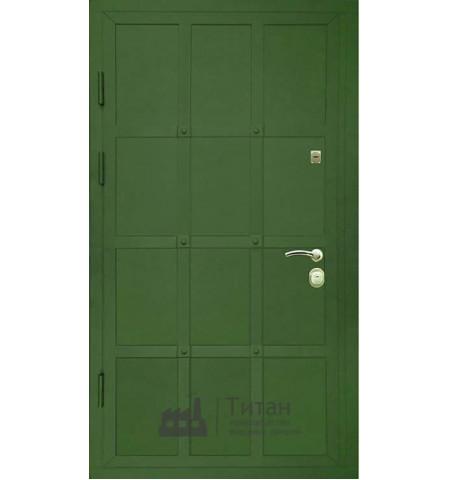 Дверь с зеркалом ПЗ-004