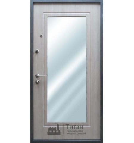 Дверь с зеркалом ПЗ-005